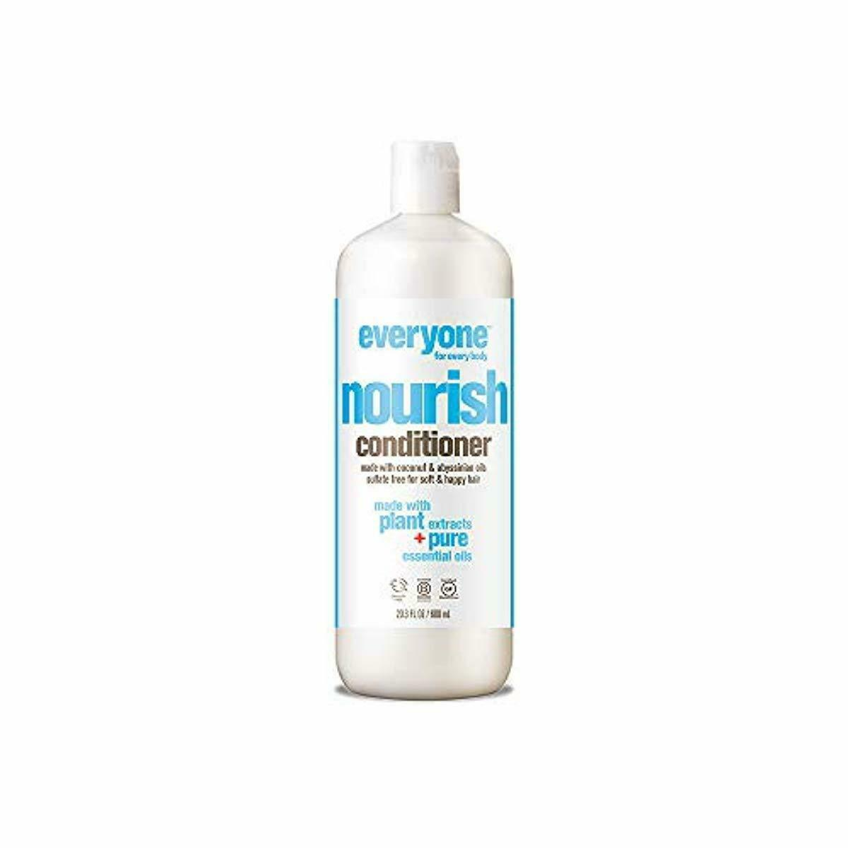 Primary image for Everyone Sulfate-Free Hair Conditioner, Nourish, 20.3 Ounce