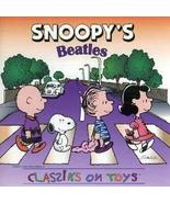 Snoopy's Beatles Classiks on Toys [Audio CD] Various Artists - $6.93