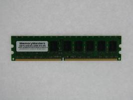 A1324535 A1355832 A1355838 2GB DDR2 PC2-6400 ECC 800MHz UB DIMM Dell Memory RAM
