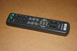 SONY RM-Y142 WEBTV REMOTE CONTROL - $7.91
