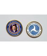 Pres Joe Biden /  Kamala Harris Cabinet Coin PETE BUTTIGIEG TRANSPORTATI... - $6.60