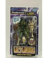 Wetworks Green Frankenstein (McFarlane, 1996) Ultra Action Figure Battle... - $19.79