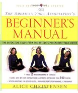 The American Yoga Association Beginner's Manual Fully Revised and Update... - $2.31