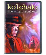 Kolchak: The Night Stalker The Complete Series Seasons 1-20 DVD Brand New Sealed - $27.50