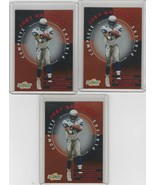 2000 Score - Complete Players #CP 24 Joey Galloway Lot of 3 - $2.85