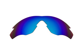 SEEK Replacement Lenses Compatible for Oakley M2 Frame XL Polarized Blue Mirror - $15.43