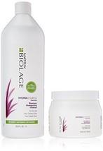 Matrix Biolage Hydrasource Shampoo 33.8oz and Conditioner 16.9oz Duo SPECIAL! - $34.16