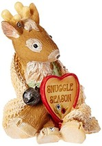 Heart of Christmas HRTCH Reindeer with Blanket Figurine - $15.40