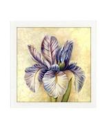 PANDA SUPERSTORE Beautiful Iris DIY Cross Stitch Stamped Kits Pre-Printe... - $30.22