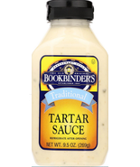 Bookbinders Tartar Sauce, Traditional  9-9.5 oz, New Sealed - $12.86