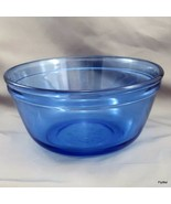 "Anchor Hocking Ovenware Mixing Bowl 1.5 QT Cobalt Blue 7.25"" - $14.26"