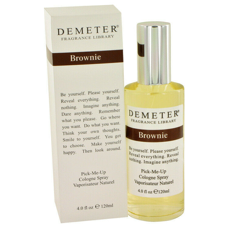 Demeter Brownie by Demeter 4 oz / 120 ml Cologne Spray for Women - $28.89