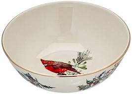 Lenox 883434 Winter Greetings Place Setting Bowl, Multicolor - $33.43