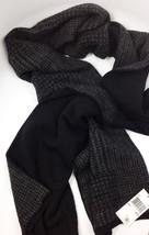 Michael Kors 100% Wool Black Scarf MSRP: $115.00 - $49.49