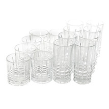 Gibson Home Jewelite 16 Piece Tumbler and Double Old Fashioned Glass Set - $60.16
