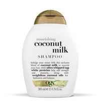 OGX Nourishing Coconut Milk Shampoo with white proteins & coconut oils13oz - $12.82
