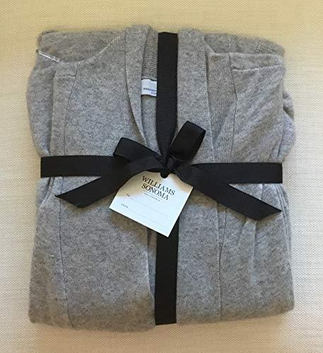 Primary image for Williams-Sonoma Home Chambers Cashmere Robe~Long~Small~Grey~