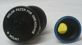 CINE-KODAK Color Filter, W CK-3 Vintage Estate Find - $9.99