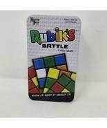Rubik's Battle Card Game by University Games - $1.97