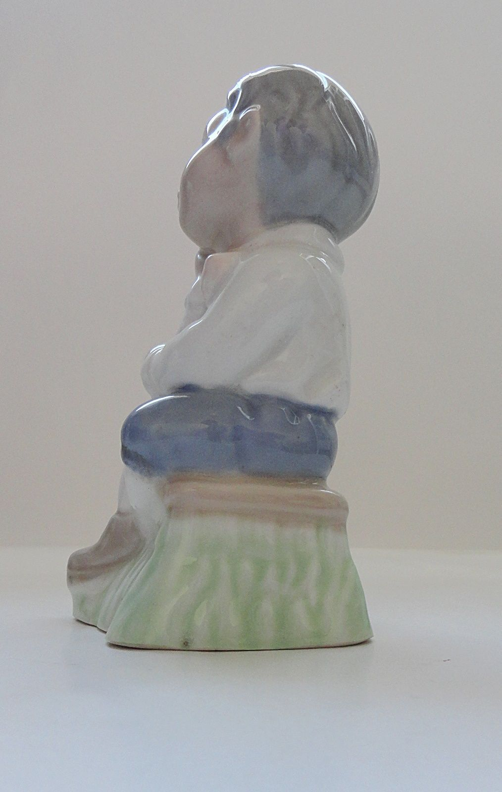 Tengra Hand Made in Valencia Spain Porcelain Boy and Girl Figurines