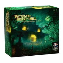Betrayal At House On The Hill Board Game - $39.41