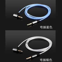 Silver Plated Audio Cable For Sony MDR-XB950N1 MDR-1000X MDR-100AAP 100ABN - $15.99