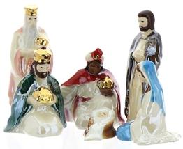 Hagen-Renaker Specialties Ceramic Nativity Figurine Jesus Mary Joseph Wise Men image 12