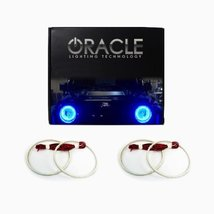 Oracle Lighting IN-G35C0607-B - Infiniti G35 Coupe LED Halo Headlight Ri... - $177.65
