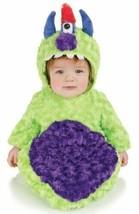 Underwraps Belly Babies Buntings Cyclops Kid's Halloween Costume New - $19.79