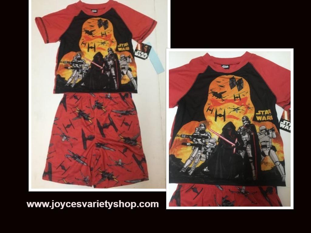 Star wars pajamas web collage