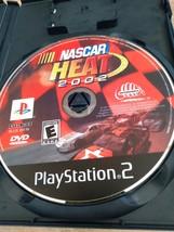 Sony PS2 NASCAR Heat 2002 image 3