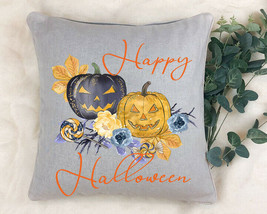 Fall/Halloween Pillow Cover image 2