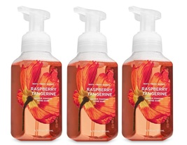 Bath & Body Works Raspberry Tangerine Gentle Foaming Hand Soap 8.75 oz- ... - $29.99