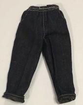 Vintage Pepper After School Denim Jeans Pants Ideal Tammy Doll Japan - $9.49