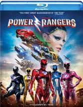 Saban's Power Rangers [Blu-ray + DVD]