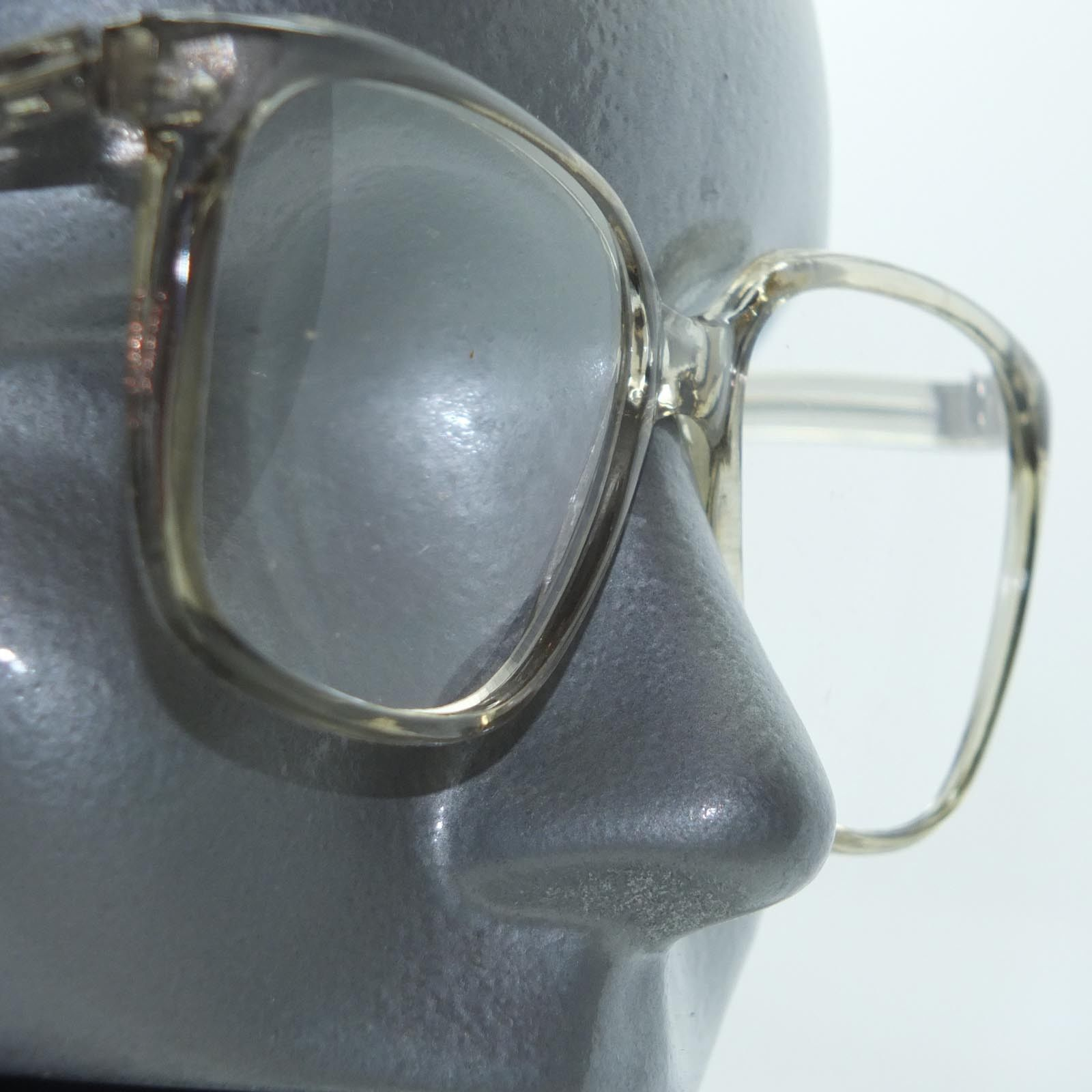 7c7c336023 Reading Glasses Gray Smoke Clear Bold and 50 similar items. S l1600