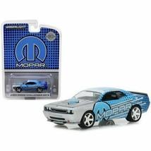 Greenlight 1:64 Model Car - Hobby Exclusive 2009 Dodge Challenger MOPAR ... - $15.35