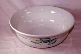 "Lenox Dancing Lilies 9 1/8"" Round Vegetable Serving Bowl - $20.78"