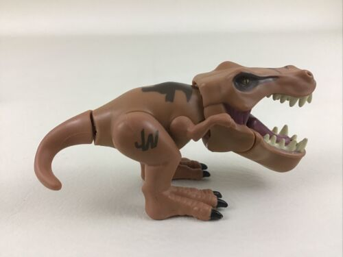 Primary image for Jurassic World Chompers Tyrannosaurus Rex Action Figure Chomping Action Hasbro