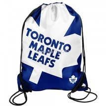 Toronto Maple Leafs Drawstring Backpack Customize Bags NHL 35x45cm Sport... - ₹1,016.81 INR
