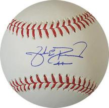 Jake Peavy signed Official Major League Baseball #44- MLB Hologram (Padres/White - $44.95