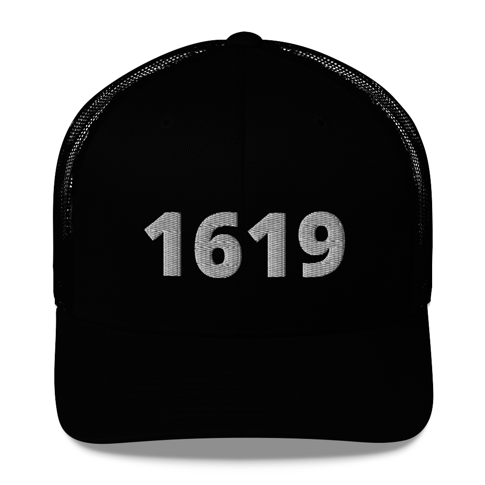 1619 Hat / Spike Lee Hat // 1619 Baseball Cap / 1619 Trucker Cap