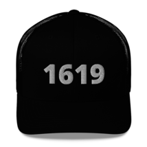 1619 Hat / Spike Lee Hat // 1619 Baseball Cap / 1619 Trucker Cap image 1
