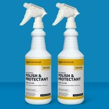 NEW Amazon Commercial Multi-Surface Polish and Protectant 32oz Bottles 2... - $12.34