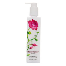 Crabtree & Evelyn ROSEWATER Body Lotion for Woman Shea Butter 8.3oz 245m... - $21.50