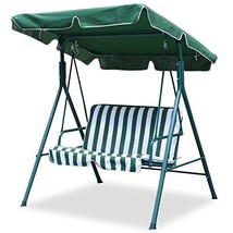 World Pride Garden/Backyard 2 Seater Cushioned Patio Swing,With UV Prote... - €151,91 EUR