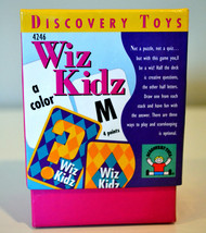 DISCOVERY TOYS WHIZ KIDZ (4246) Fun Learning Game -- USED ONCE!! Excelle... - €5,65 EUR