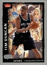 Tim Duncan 2008-09 FLEER # 116 - $0.99