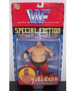 "NEW! 1997 Jakk's Pacific Special Edition ""Yokozuna"" 6"" Action Figure WWF... - $29.69"