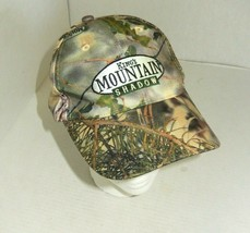 King's Camo Mountain Shadow Cap King's Outdoor World Hunting Strap Back - $14.99